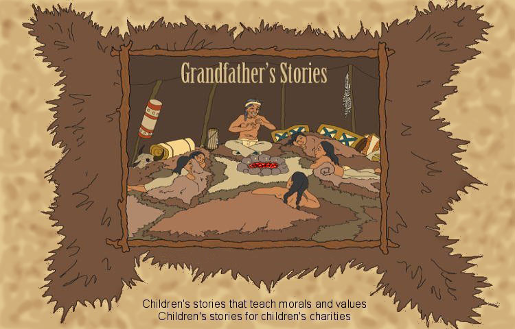 GrandFather's Stories, for Children's Charities